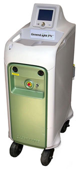 Post image for Laserscope PVP Green Light Laser