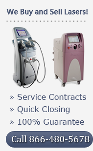 New and Used Cosmetic Laser Equipment - Aesthetic Lasers
